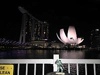 The Gorn with Marina Bay Sands Hotel