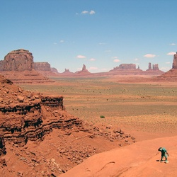 Four Corners and Monument Valley 2003