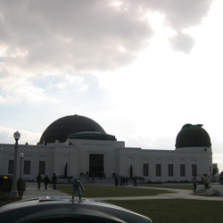 Griffith Observatory 2007
