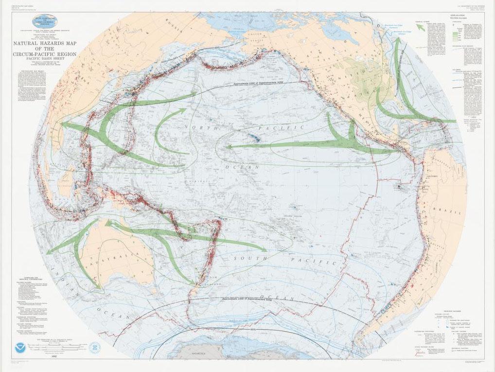 Natural Hazards in the Circum-Pacific Region