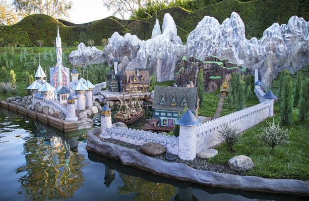 Arendelle in Storybook Land (Disney Parks Blog)
