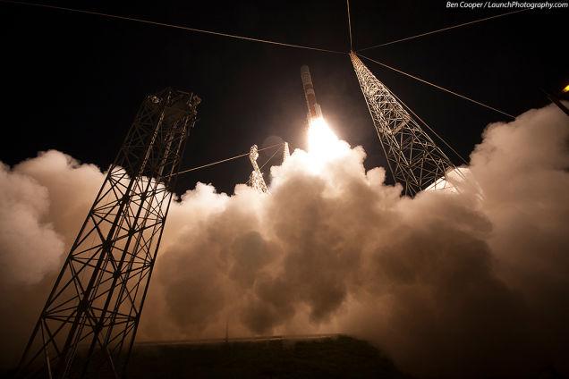 Delta 4 via Ben Cooper LaunchPhotography.com